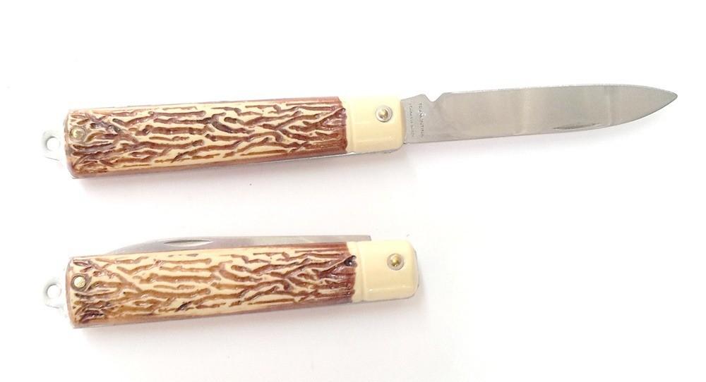 Canivete Inox Tramontina (com ponta)