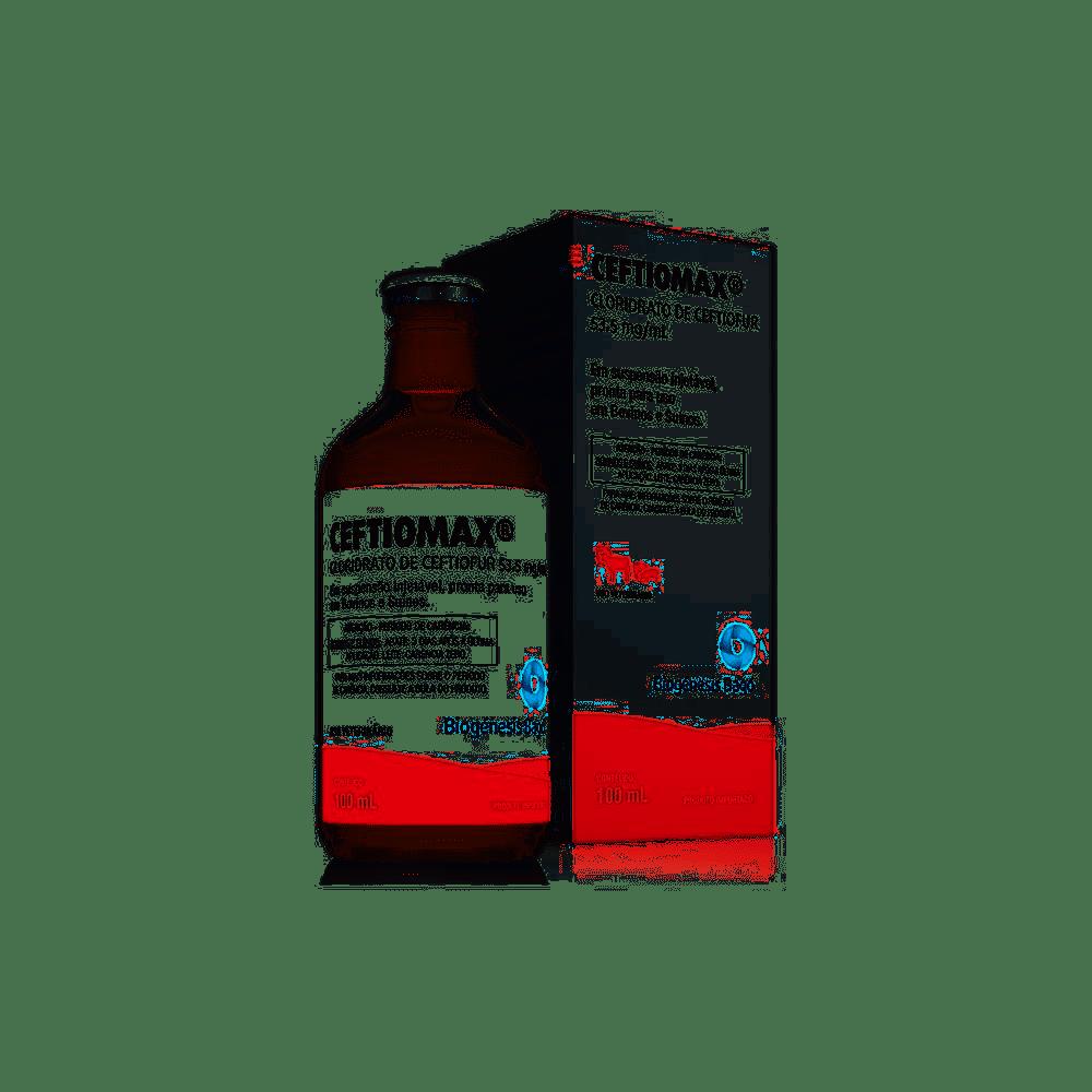 Ceftiomax Antibiotico 100ml