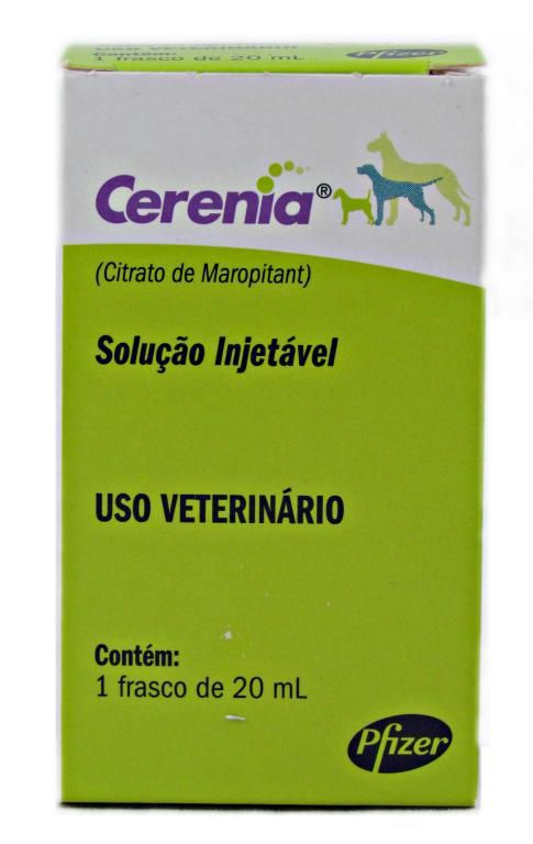 Cerenia Injetável - 20ml