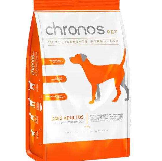 Chronos Pet para Cachorros adultos - 15kg