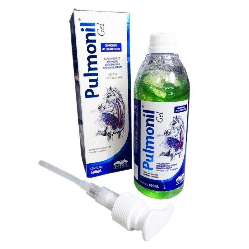 Clembuterol Pulmonil Gel - 500ml