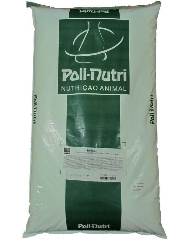 Concentrado Poli-Pig 40 - 25kg