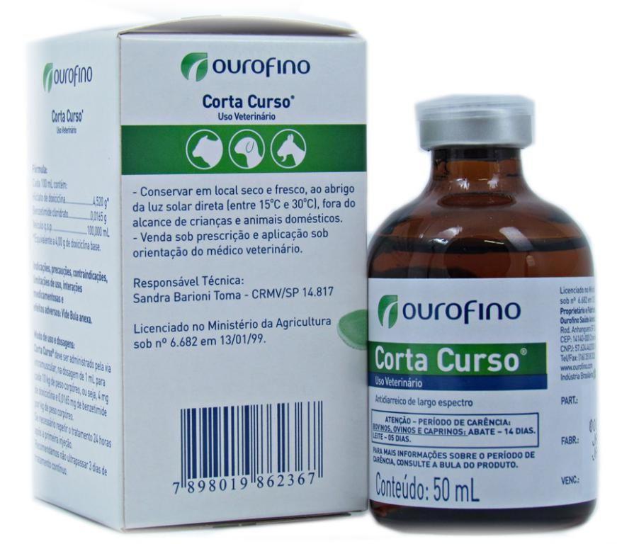 Corta Curso - 50ml