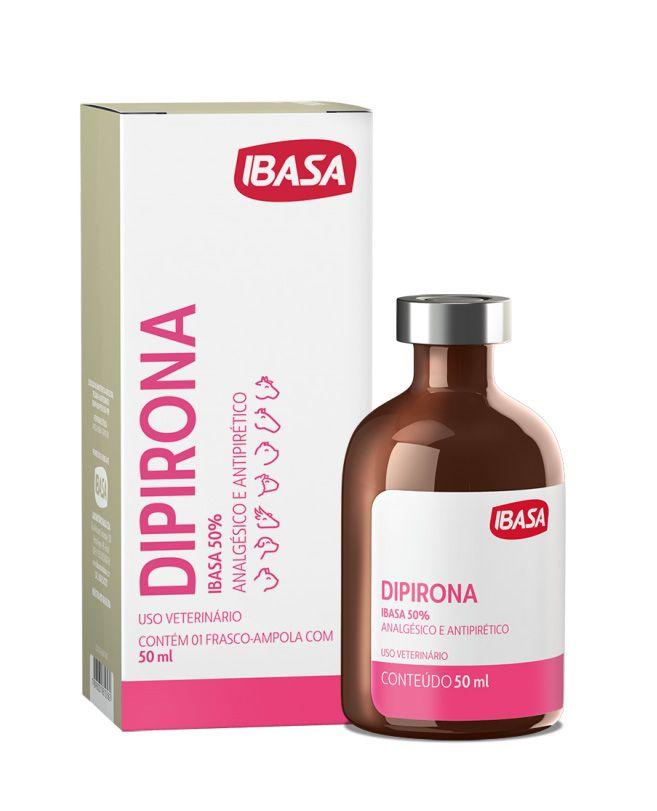 Dipirona Ibasa Injetável - 50ml
