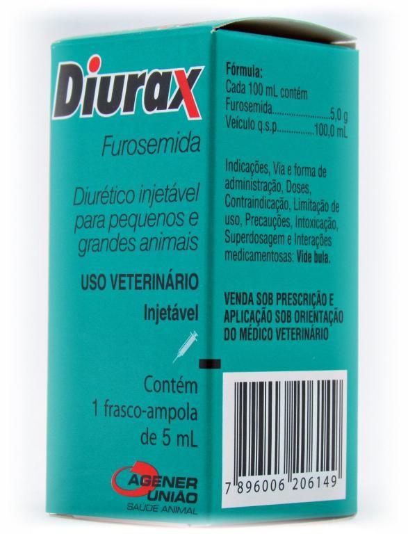 Diurax - 5ml