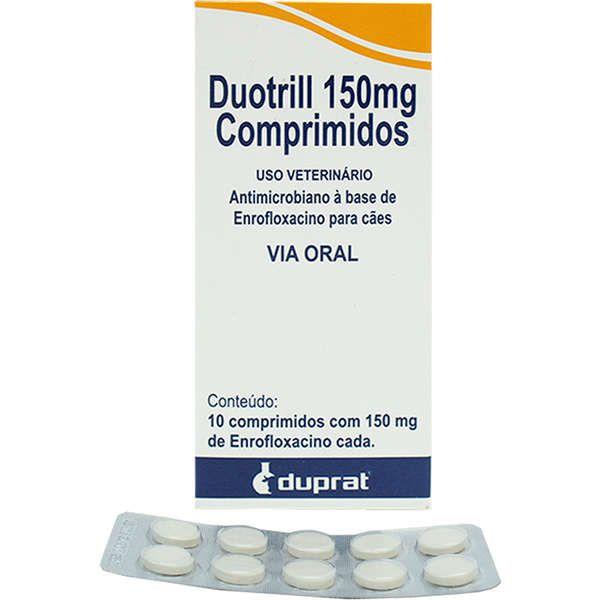 Duotrill 150 mg - 10 Comprimidos