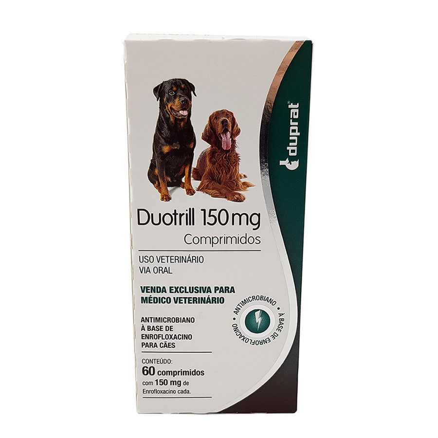 Duotrill 150 mg - 60 Comprimidos
