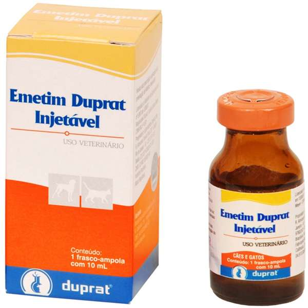 Emetim Injetável 10ml
