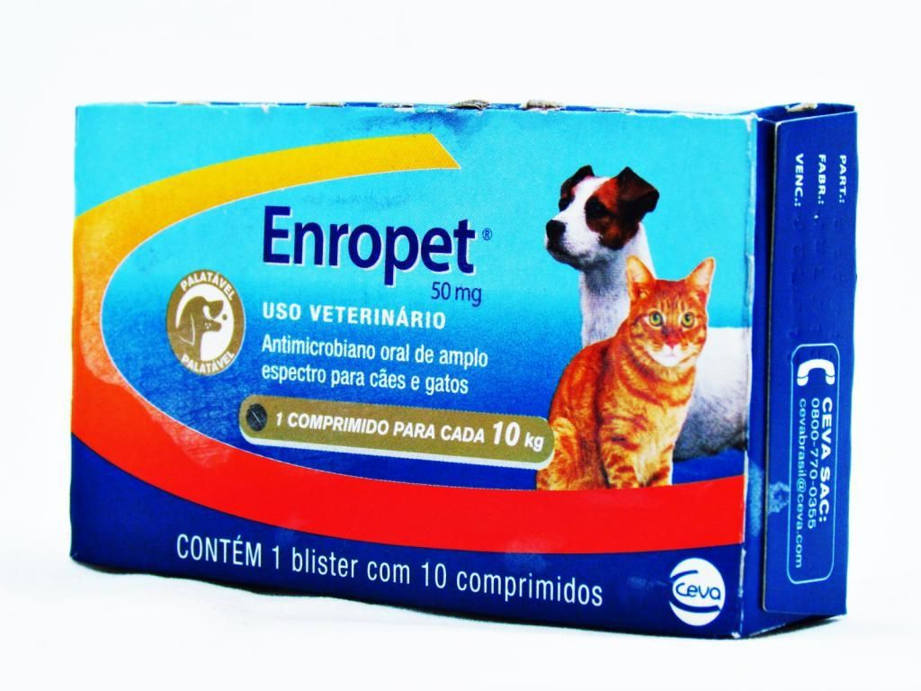 Enropet 50mg