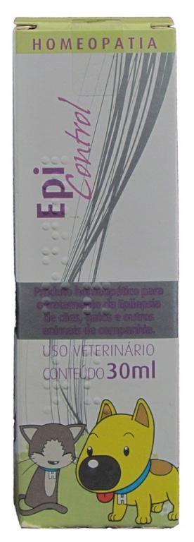 Epi Control Homeopático Veterinário - 30ml