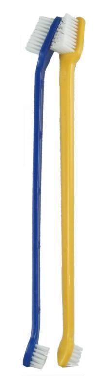 Escova de Dente para Cachorro - Cores Sortidas