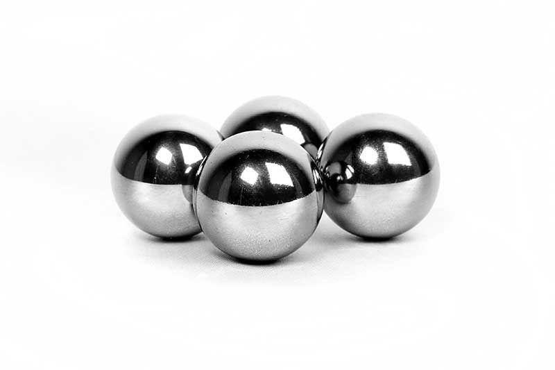 Esfera Aço Inox P-5