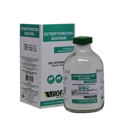 Estreptomicina Biofarm Injetável - Biofarm