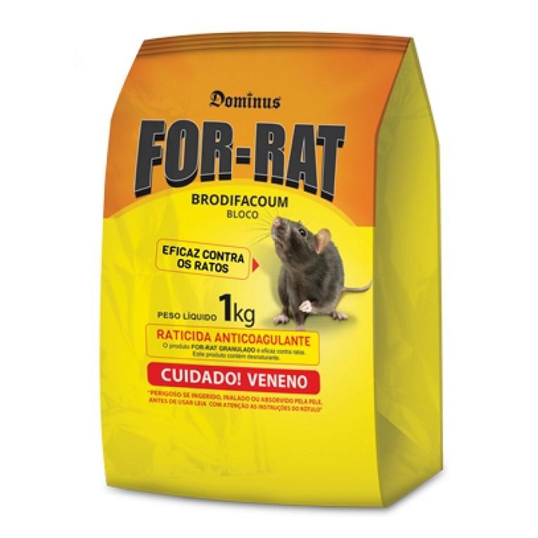 For-Rat Bloco - 1kg
