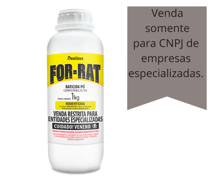 For-Rat Pó 1kg - Dominus