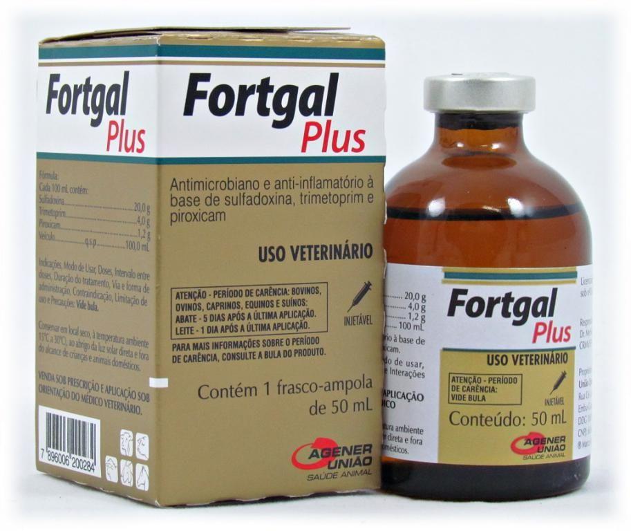 Fortgal Plus - 50 ml