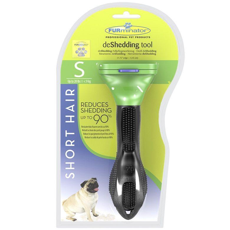 Furminator Cães Pelo Curto - Pequeno