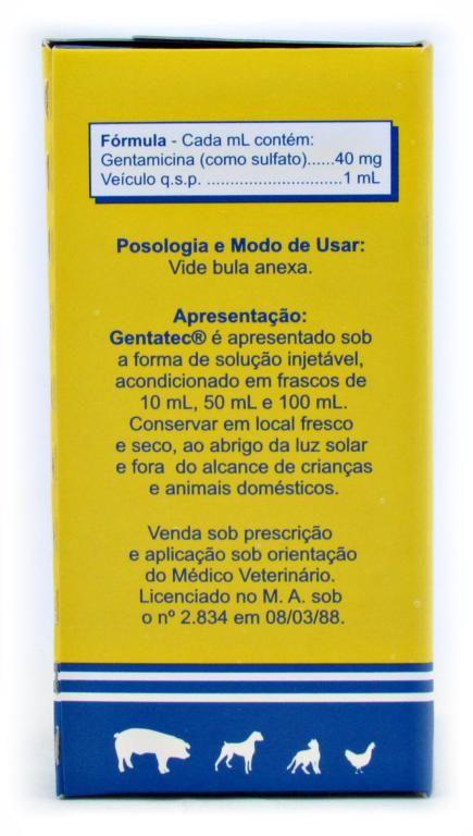 Gentatec - 100ml