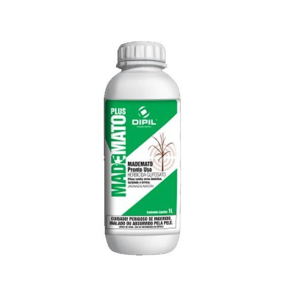 Glifosato Mademato - 1L Pronto para uso