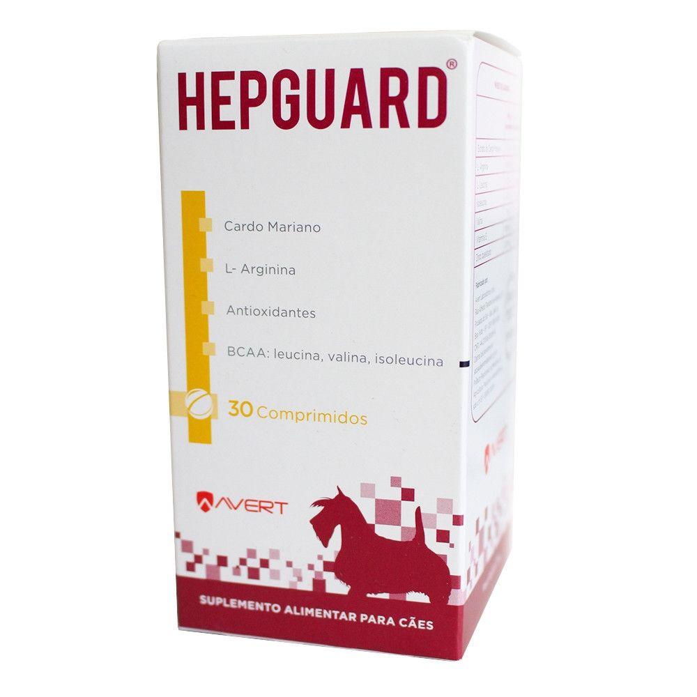 Hepguard Suplemento Avert