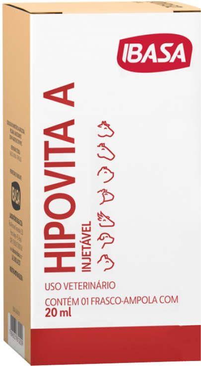 Hipovita A - Suplemento de Vitamina A