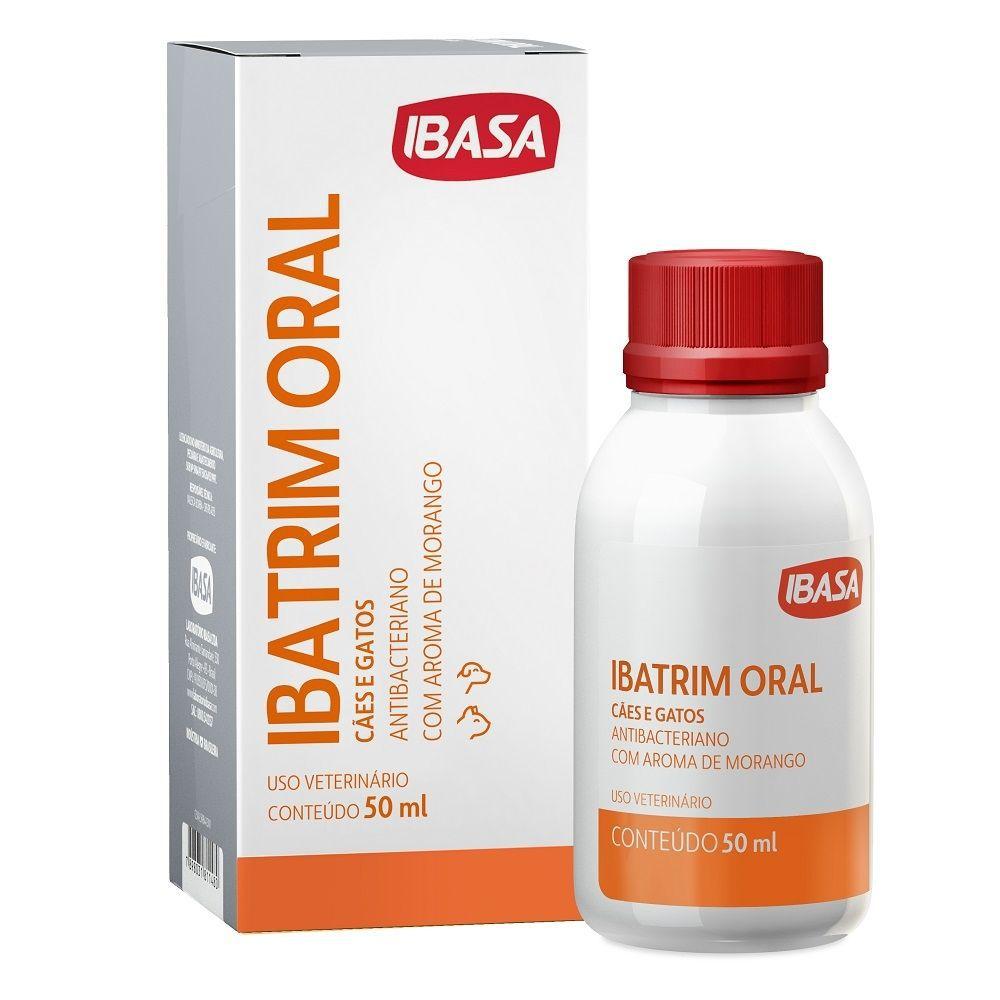 Ibatrim Oral -50 ml