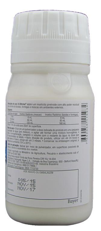 K-Othrine SC 25 - 250 ml