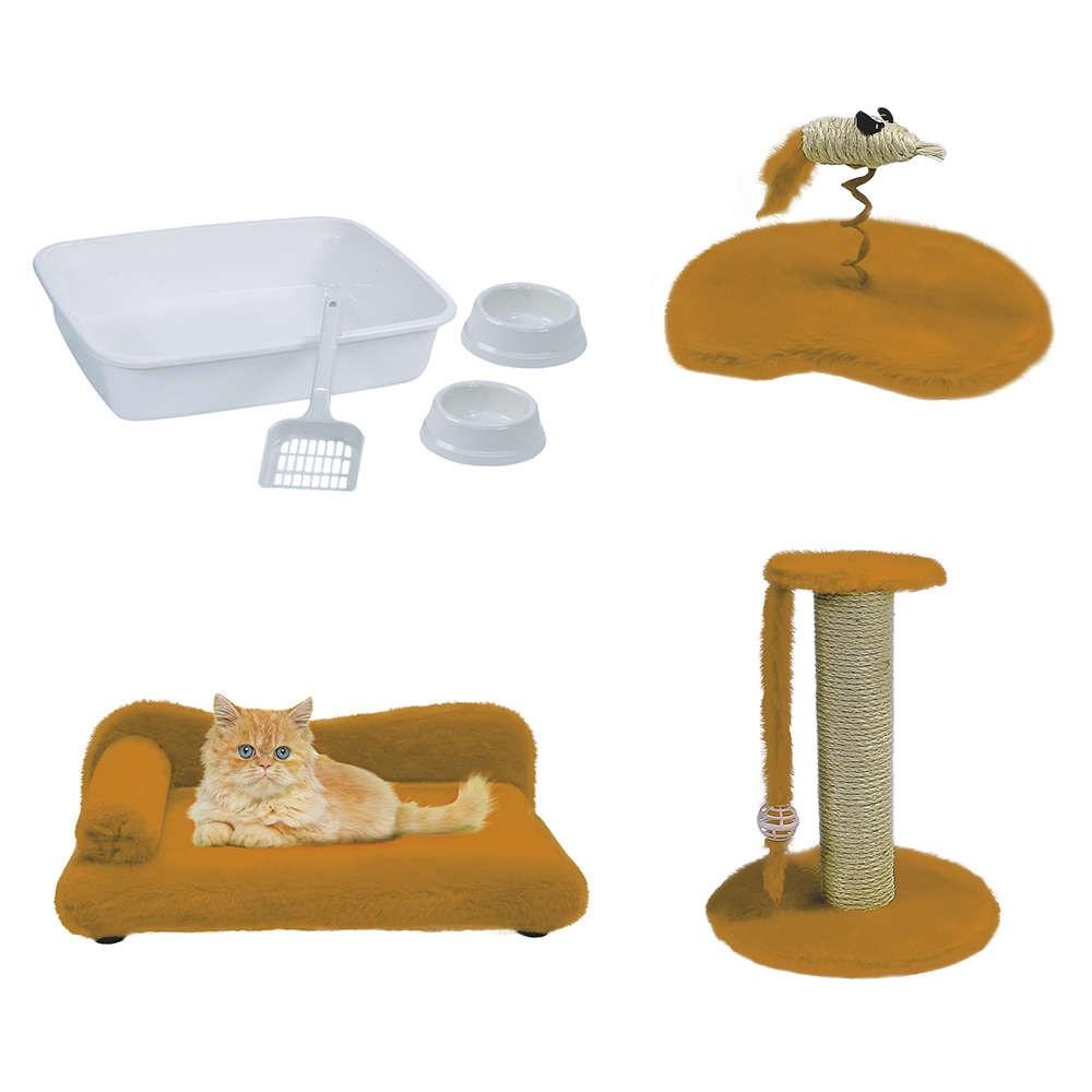 Kit Fantástico para Gatos Econômico