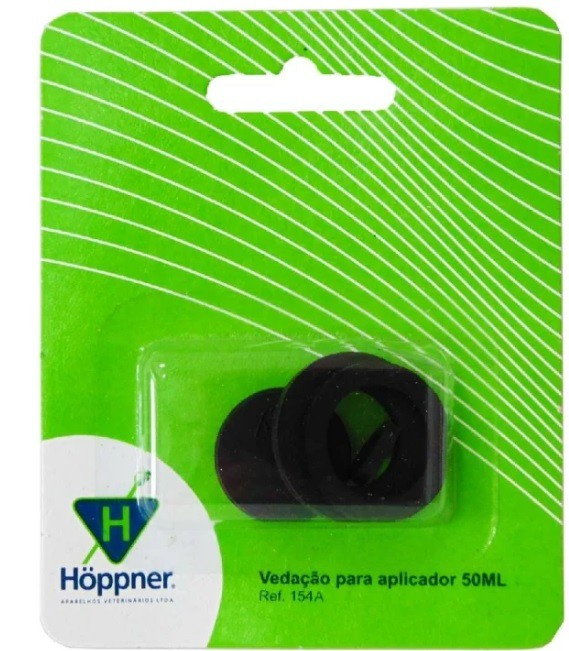Kit Hoppner Vedação para Aplicador de 50ml