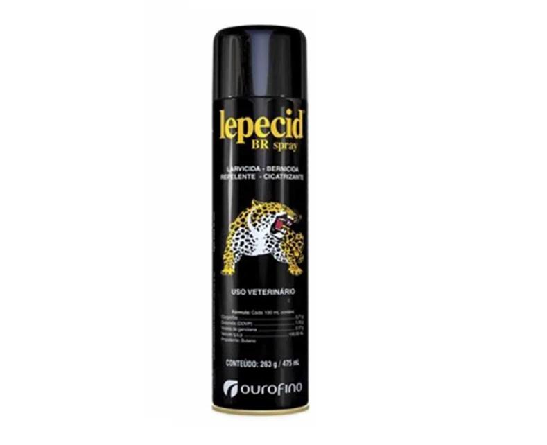 Lepecid Br Spray Mata Bicheira - 263g