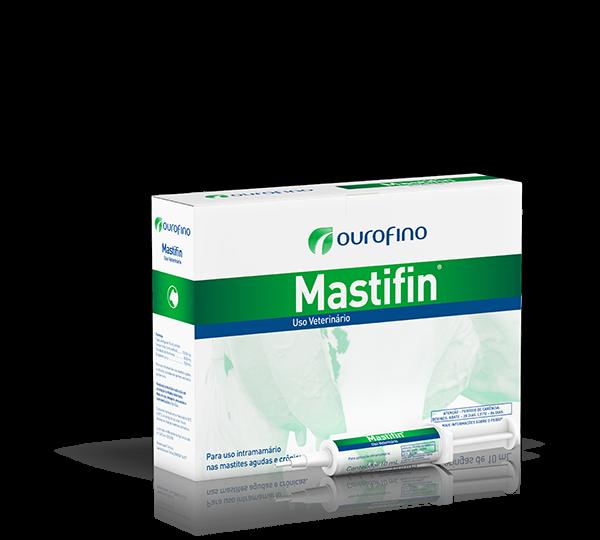 Mastifin - Seringa de 10ml