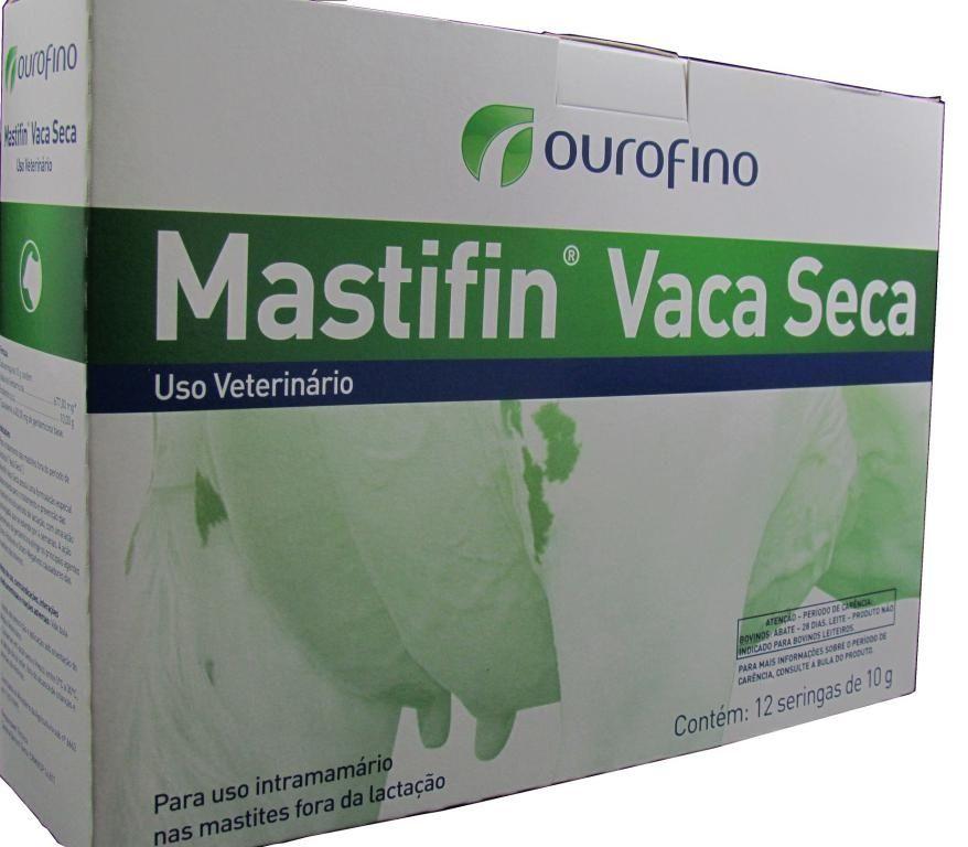 Mastifin Vaca Seca - 1 seringa de 10gr