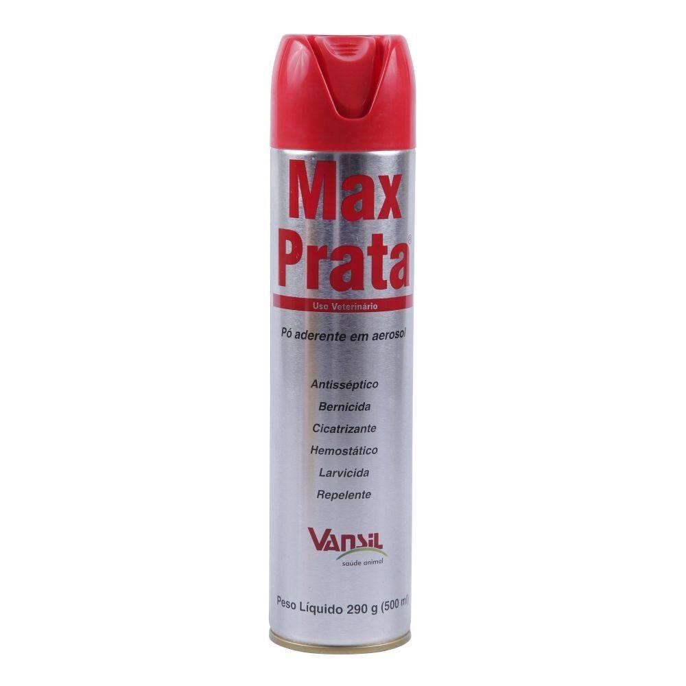 MAX PRATA - 500ml