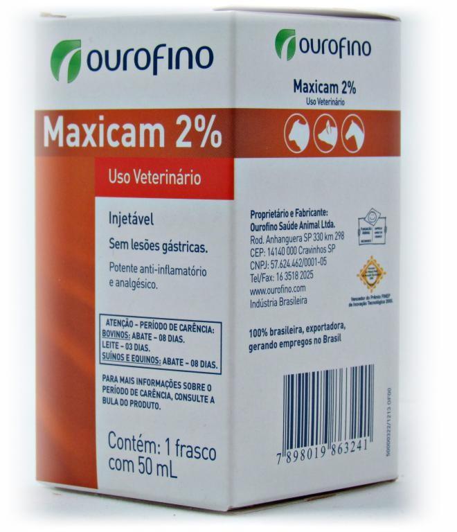 Maxicam 2% - 50ml