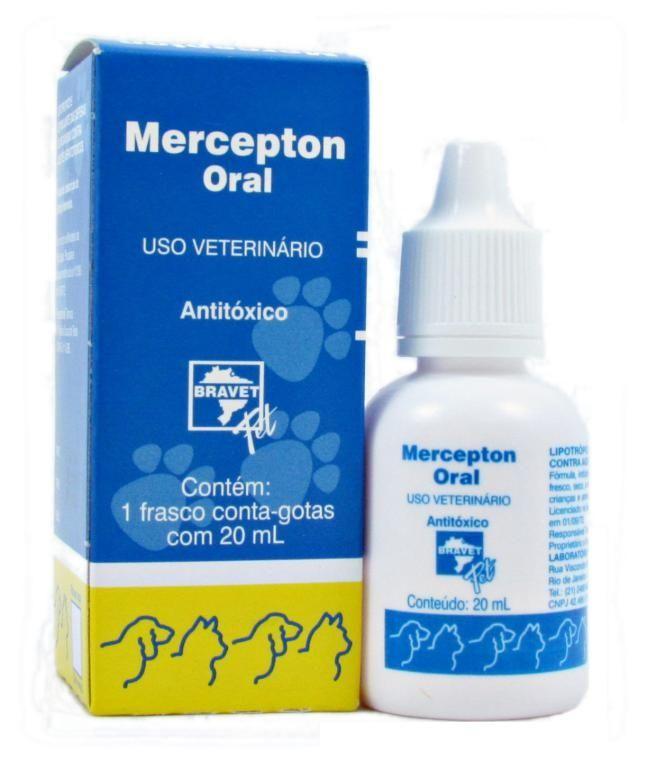 Mercepton Oral - 20ml