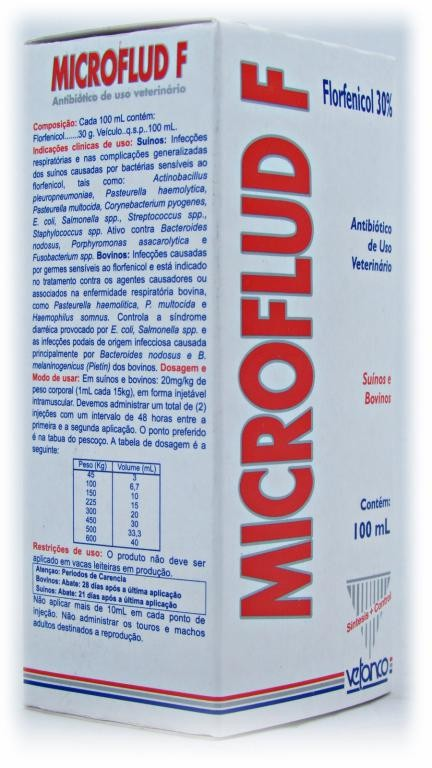 Microflud F - 100ml