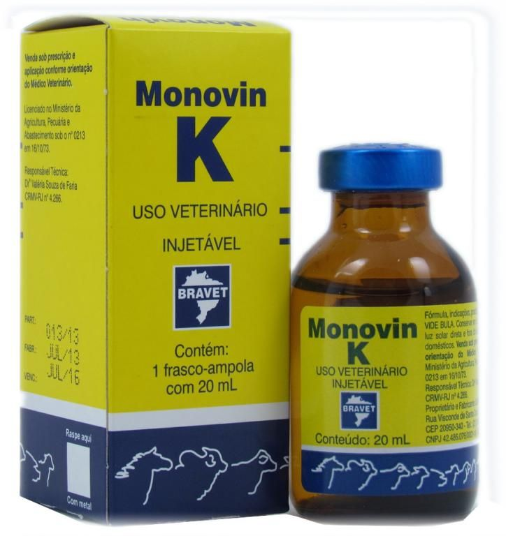 Monovin K - 20ml