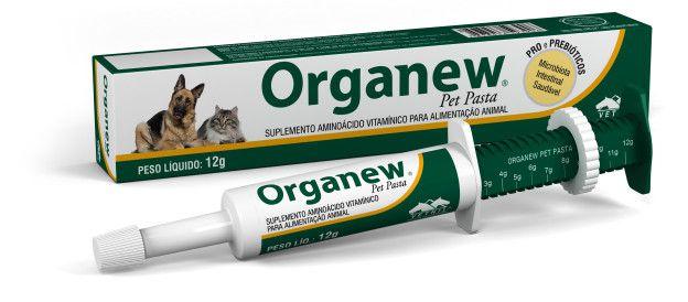 Organew Pet Pasta 12 gr - Vetnil