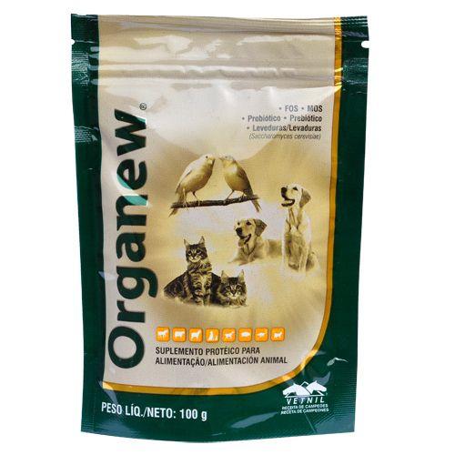 Organew Suplemento Pet - 100 gr