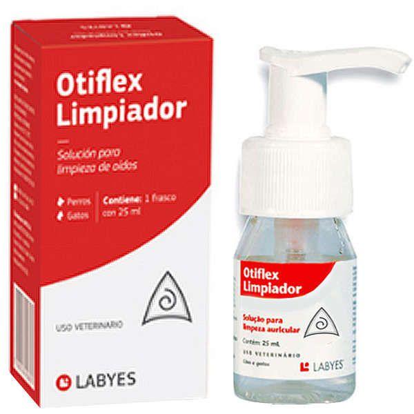 Otiflex Limpiador - 25ML