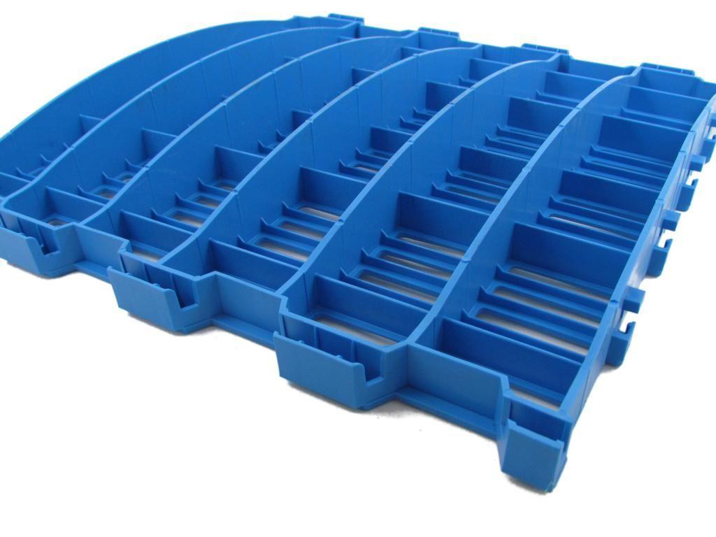 Piso Creche Azul 40x40