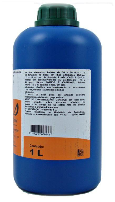 Poliforte Solução de 1 litro