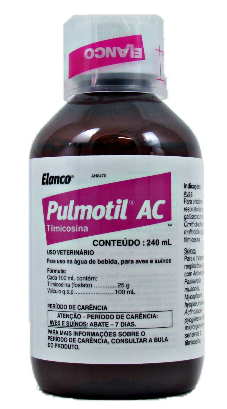 Pulmotil AC - 240ml