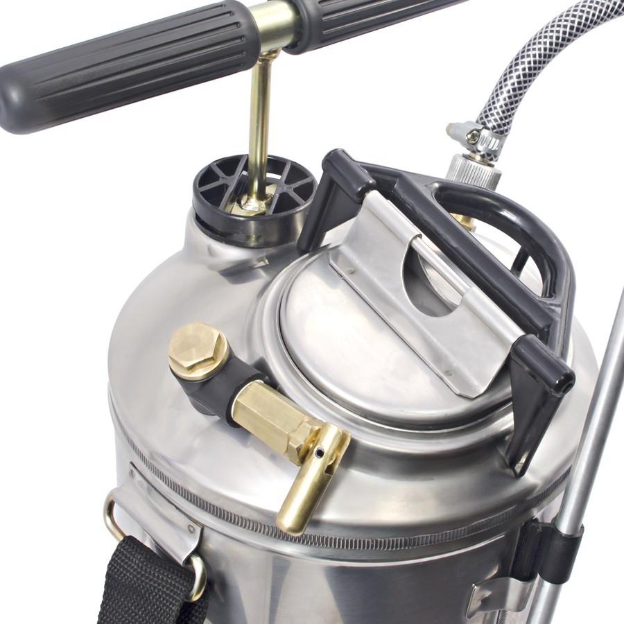 Pulverizador Guarany Compressão Prévia Inox - 10lt
