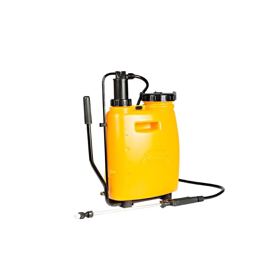 Pulverizador Guarany Mecanico costal Alavanca 10 litros Laranja