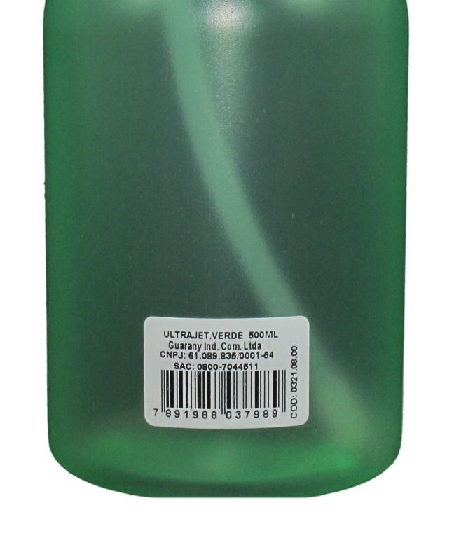 Pulverizador Guarany - verde 500ml