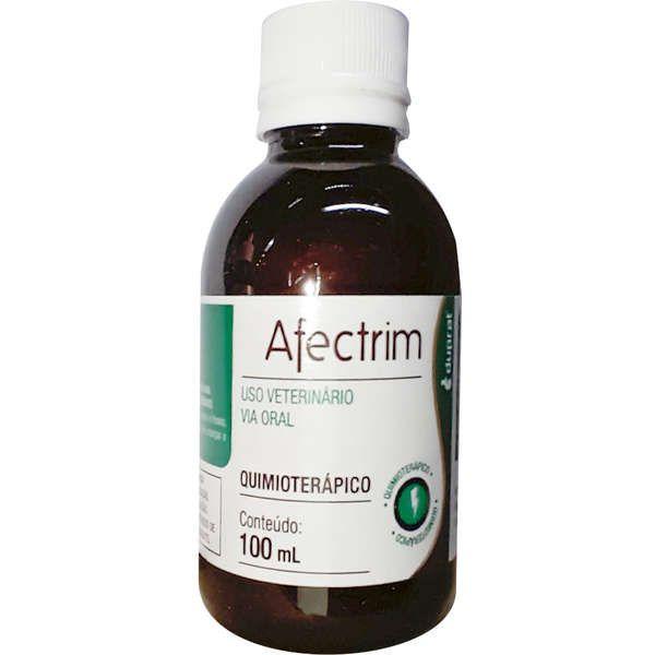 Quimioterápico Afectrim 100ml