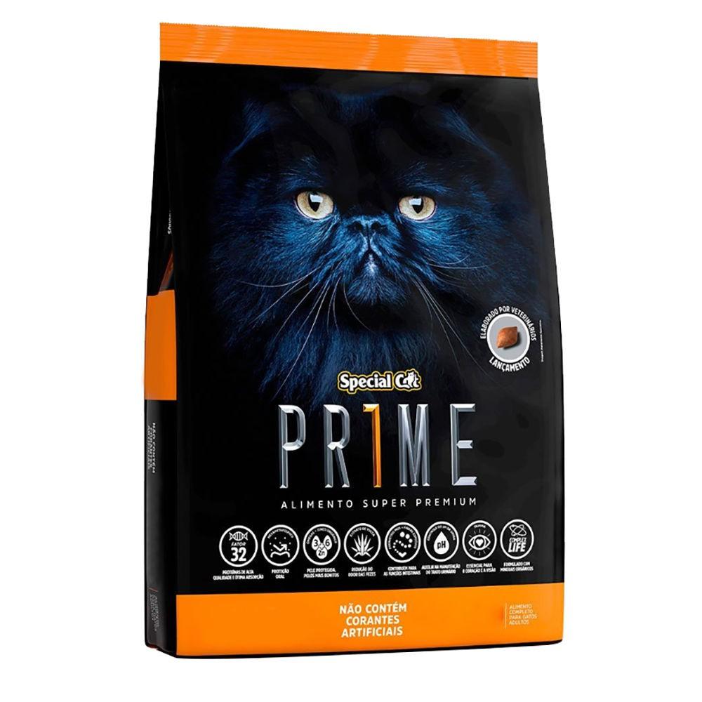 Ração Special Cat Prime Adulto Frango/Arroz 3kg