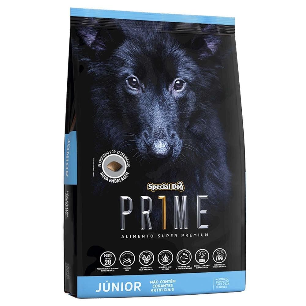 Ração Special Dog Prime Filhotes -10kg