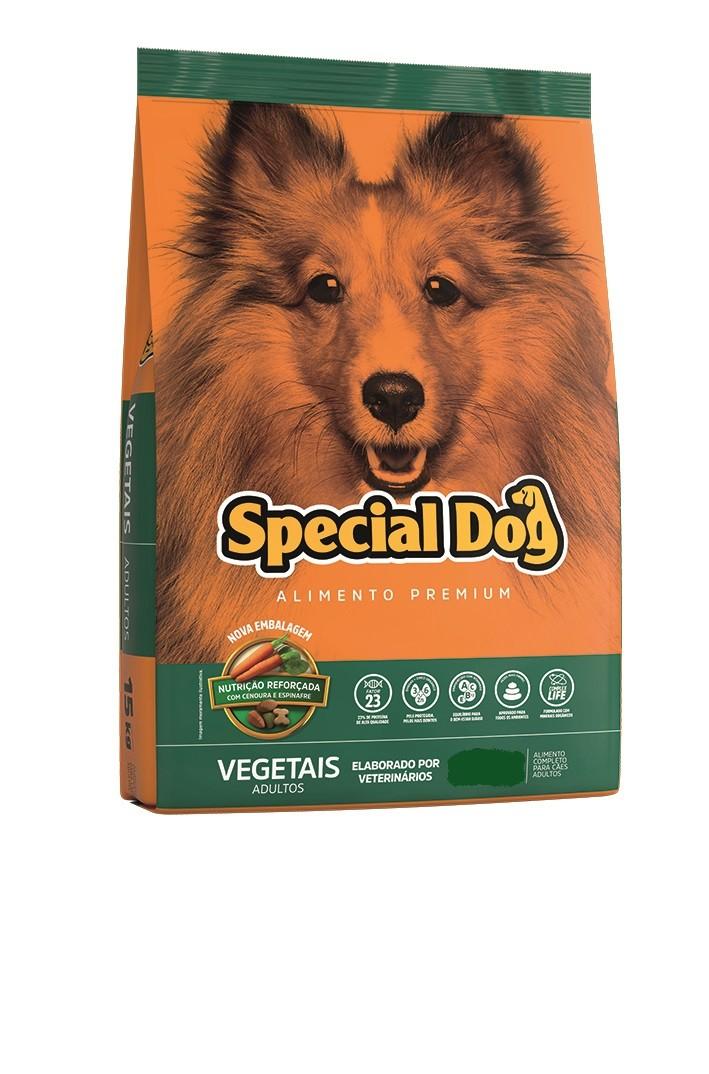 Ração Special Dog Vegetais - 10kg